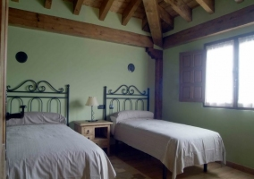 Apartamento 1 - La Coruja del Ebro