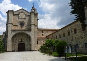 Monasterio de Santo Tomás