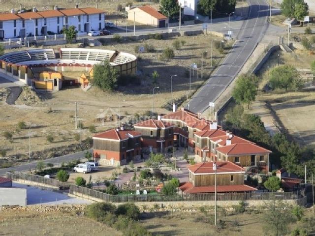 Alojamientos en el casco urbano
