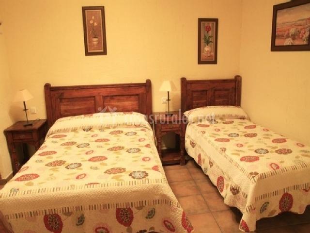 Ropa de cama con estampados