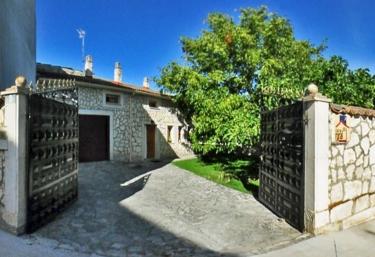 Casa rural Los Robles - Fompedraza, Valladolid