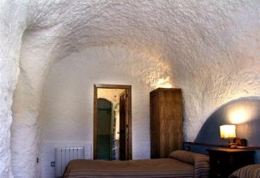 Cuevas del Zenete - La Calahorra, Granada