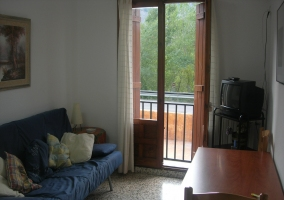 Apartamentos Casa Pabán. Apartamento 1º