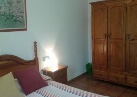 Dormitorio del apartamento I