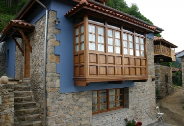 Ca Xoxa - Puentevega, Asturias