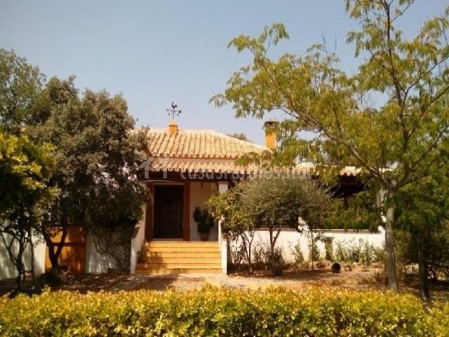 Casa rural la sierra casas rurales en hornachuelos c rdoba for Casa rural 5 habitaciones