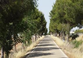Carril-bici de Albacete y el Valle del Jucar
