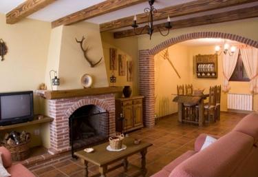 Casa rural Prado de la Iglesia I - San Martin Del Pimpollar, Ávila