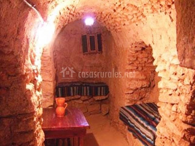 Cueva por dentro