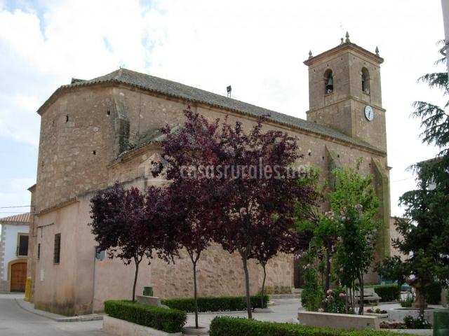 Iglesia parroquial del Picazo