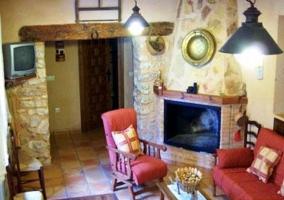Casa rural Las Tejas