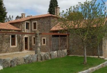 Casa de Abaixo - Melide (Melide), A Coruña