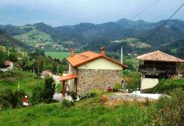 Casa Caleyos - Quinzanas, Asturias