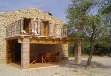 Mas de Carlets - Horta De Sant Joan, Tarragona