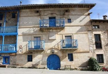 Casa de Lolo y Vicent - Escalada, Burgos