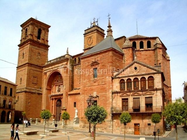 Iglesia  Vva. de los Infantes