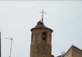 Zona de vistas de la torre