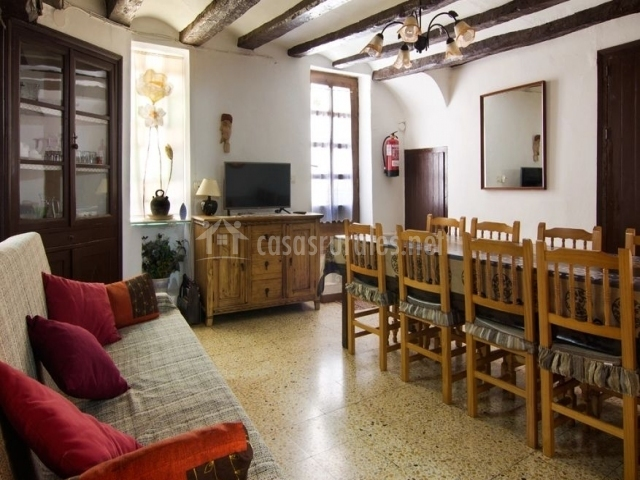 Casa Baro Casa Rural En Tornafort Lleida