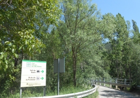 Entrada a Tornafort