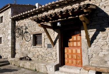 La Resbalina - Cabeza De Caballo, Salamanca