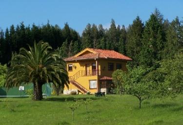 Casería Toldao - Cascayo (Castrillon), Asturias