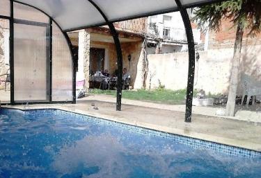 Casa rural Los Tulipanes - Zazuar, Burgos
