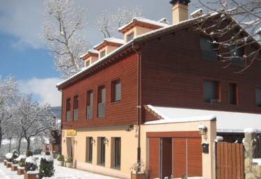 Casa Invierno - Valsain, Segovia