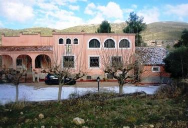 Masía San Joaquín I - Agres, Alicante