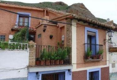 El Cantón - Los Fayos, Zaragoza
