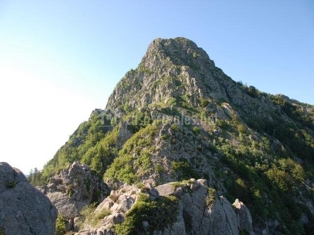Montaña de Les Agudes