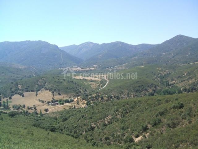 El patio del maestro casas rurales en totanes toledo - Casa rural montes de toledo ...