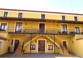 Hotel rural Entreviñas