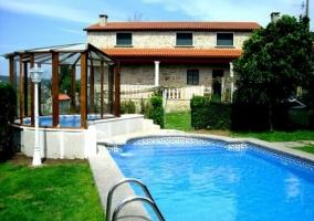 Casa Rural Os Carballos - Barro, Pontevedra