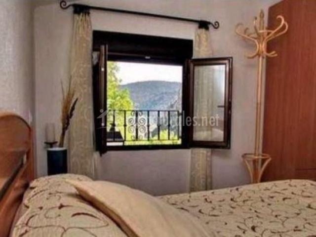 Apartamento A con dormitorio de matrimonio
