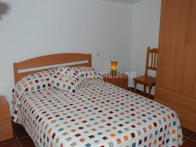 Apartamento B dormitorio de matrimonio