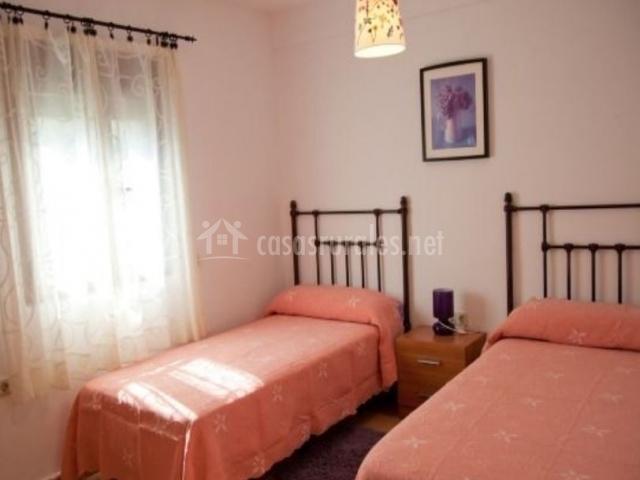 Apartamento C con dormitorio doble
