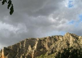 Zonas naturales y vistas de la sierra