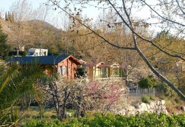 Bungalows Camping Vall de Laguar - Vall De Laguart, Alicante