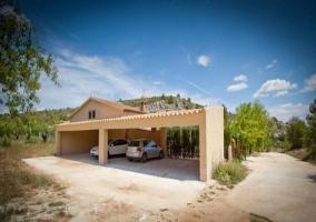 Casas rurales los cerezos i casa rural en ferez albacete - Casas rurales benizar ...