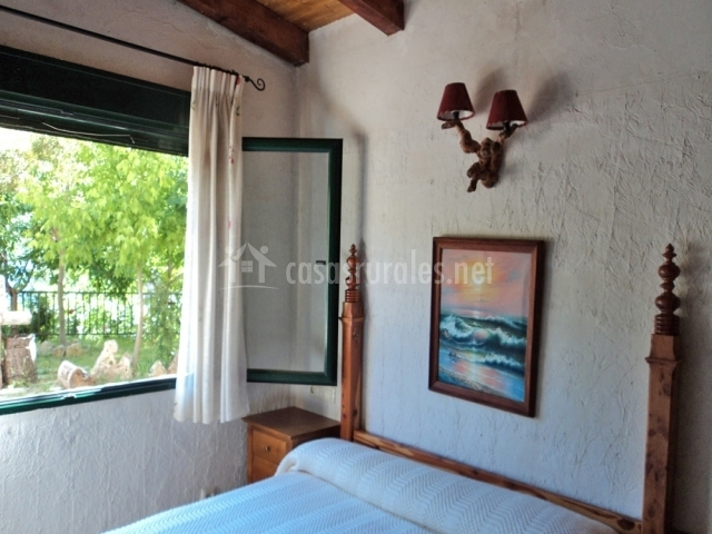 Casa rural ribera de salobre 1 en salobre albacete - Techo abuhardillado ...