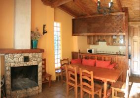 Casa Rural Ribera de Salobre 1