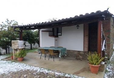 Casa de Madera - Mirador Los Cotos - Torremenga, Cáceres