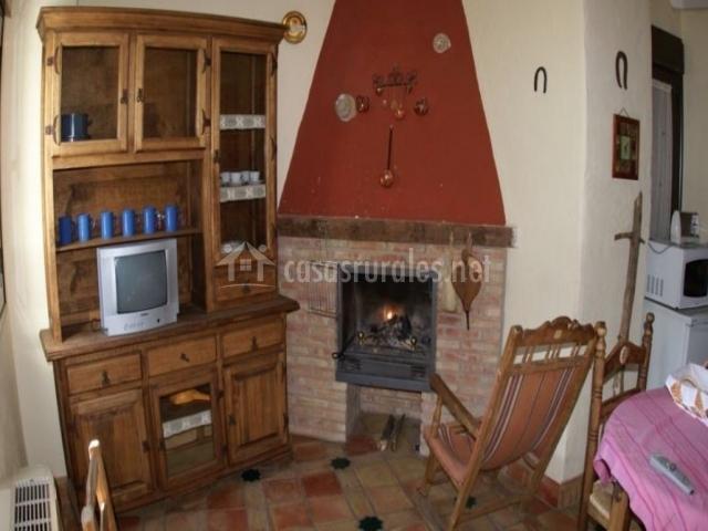 La casa de la abuela en cazorla ja n - Muebles la chimenea catalogo ...
