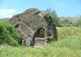 Casa de Piedra en Cortes de la Frontera