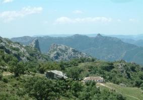 Vista general de la Sierra de Grazalema