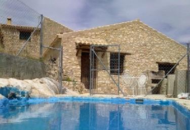 Casas rurales con piscina en moratalla p gina 2 for Casas vacacionales con piscina