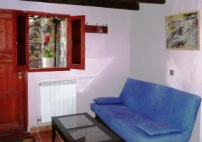 Sala de estar Colmenita