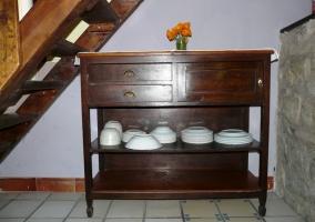 mueble de decoración