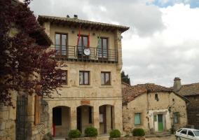 Ayuntamiento de Horcajuelo de la Sierra