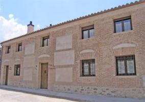 Entrada y fachada exterior